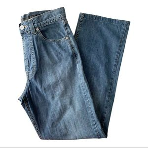 HUGO BOSS Alabama Straight Leg Jeans 30